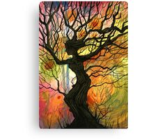Tree of Life Series - 'Dusk' Canvas Print