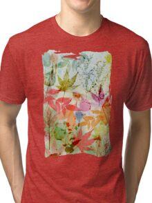Fall impression Tri-blend T-Shirt