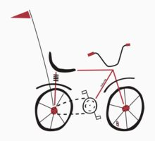 bike 2 One Piece - Long Sleeve