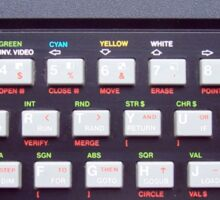 ZX SPECTRUM Sticker