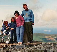 The Watsons on Snaefell by WatscapePhoto
