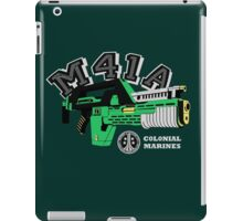 M41A Pulse Rifle Aliens Edition iPad Case/Skin