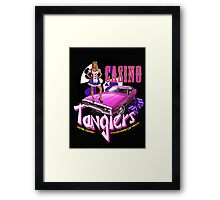 Tangiers Hotel and Casino Framed Print