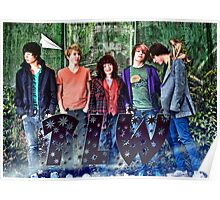 Paperplane Poster