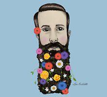 Floral He Unisex T-Shirt