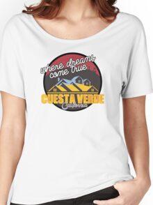 Cuesta Verde Poltergeist Women's Relaxed Fit T-Shirt