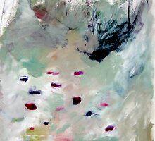 the petals fall by Brooke Wandall