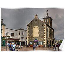 Keswick Market Square Poster