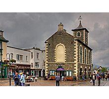 Keswick Market Square Photographic Print