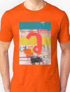 "Thai Characters ""ว"" Unisex T-Shirt"