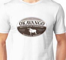 Okavango Wildebeest Unisex T-Shirt