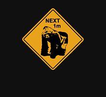 Gorilla road sign Unisex T-Shirt