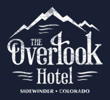 The Overlook Hotel T-Shirt (worn look) One Piece - Short Sleeve