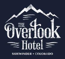The Overlook Hotel T-Shirt (worn look) Kids Tee