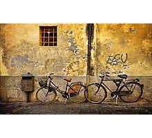 Lucca #3 Photographic Print