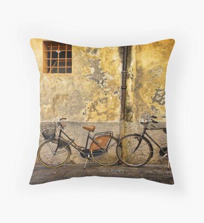Lucca #3 Throw Pillow
