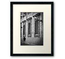 Lucca #4 Framed Print