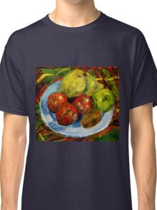 Still life with fruit Classic T-Shirt