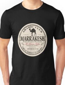 Marrakesh camel Unisex T-Shirt