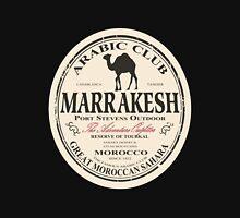 Marrakesh camel Unisex T-Shirt