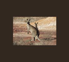 Kangaroos - White Cliffs Unisex T-Shirt