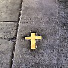 The Cross Marks the Spot by JacquiK