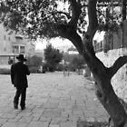 Man Under Tree by Adam Isaacson