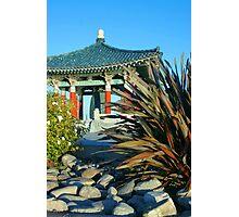 Korean Buddhist Bell--gift to US Photographic Print