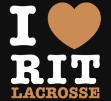 I Heart RIT Lacrosse by dfur
