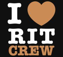 I Heart RIT Crew by dfur
