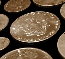 Coins by Christopher Herrfurth
