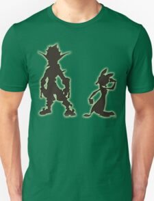 Jak and Daxter: The Precursor Legacy Silhouette Unisex T-Shirt