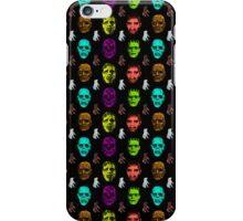 Vintage Monster Mash iPhone Case/Skin