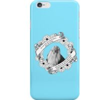 Do Not Pity the Dead, Harry in Blue iPhone Case/Skin