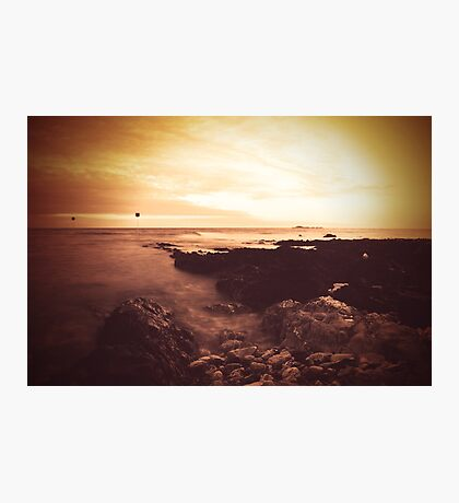 I hold the world but as the world, Gratiano Photographic Print