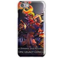 Jak 3 Dark Maker  iPhone Case/Skin