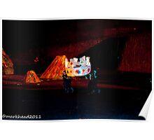 2011 FIREDANCE 89 Poster