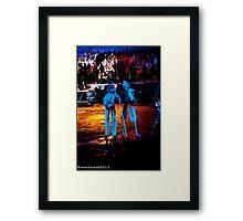 2011 FIREDANCE 94 Framed Print