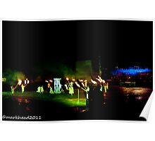 2011 FIREDANCE 96 Poster
