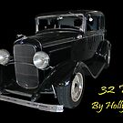 32 Ford by Holly Werner