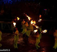 2011 FIREDANCE 103 by MARK HEAD