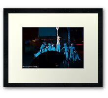 2011 FIREDANCE 104 Framed Print