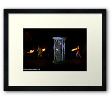 2011 FIREDANCE 106 Framed Print