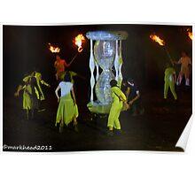 2011 FIREDANCE 108 Poster