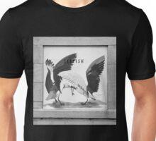 Selfish at Banksy's Dismaland Unisex T-Shirt