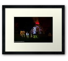 2011 FIREDANCE 113 Framed Print