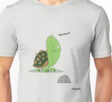 Awkward turtle. Unisex T-Shirt