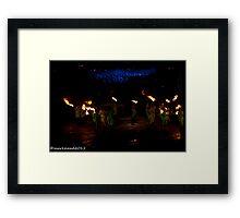 2011 FIREDANCE 115 Framed Print