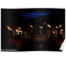 2011 FIREDANCE 115 Poster