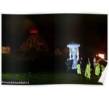 2011 FIREDANCE 117 Poster